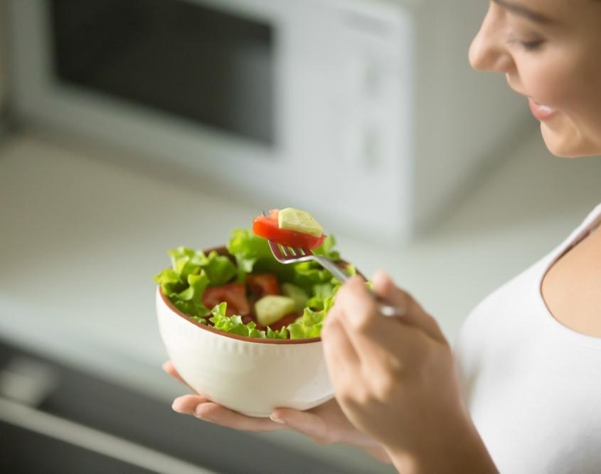 Pravidelná zdravá strava